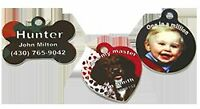 Personalized Pet tags 1 for $10, 2 for $15