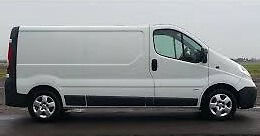 Man with Van available for light removals etc.