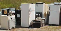 FREE REMOVAL OF ALL FRIDGES AND SCRAP METAL