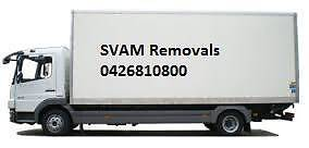 Cheap Removals Sydney starting from $45 per hour| SVAM Services Sydney City Inner Sydney Preview