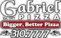 Looking for an energetic pizza diver to join our team.