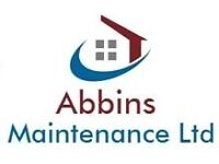 Abbins Maintenance Limited - GAS SAFE ENGINEERS - Annual Gas Safety Tests/Certs/Installtions/Repairs