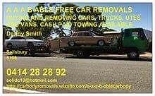 CAR SHELLS REMOVED ... buying complete Salisbury Salisbury Area Preview