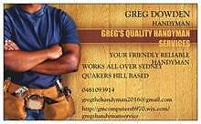 Greg's Fencing and Gates Quakers Hill Blacktown Area Preview
