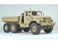 Rc rc crawler HC6 6x6 truck wanted