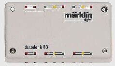 Marklin 6083 K83 Digital Decoder
