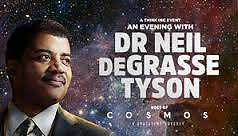 Looking for 2 tickets - An Evening with Neil deGrasse Tyson, SYD Milsons Point North Sydney Area Preview