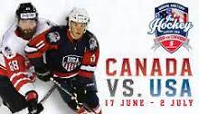 WANTED: 1 Ticket for Ice Hockey Classic Match Haymarket Inner Sydney Preview
