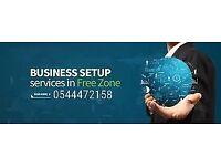 FreeZone Company Registration (100% Ownership) 00971544472158