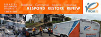 Local disaster restoration company is hiring for full time work