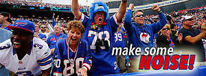 Buffalo Bills Road Trip - Bus, food, booze, lower bowl