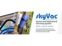 Gutter Cleaning Services Offered - Dundee/Angus & Fife