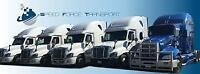 Hiring AZ Single and Team Drivers for Canada Runs Only