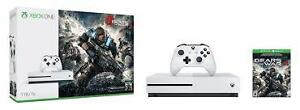 xbox one s 1to game gears of war 4