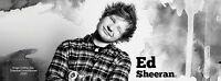 2 Ed Sheeran Lower level tickets for sale for $60