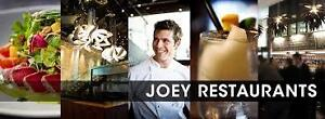 Joey Restaurant Gift Card