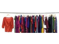 Clothing Wholesalers and Retailers Various Female garments and shoes... £1 - £2 per piece