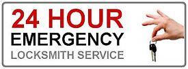 24 hour emergency 'Non-destructive' Locksmith Service