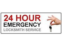 24 hour emergency 'Non-destructive' Locksmith Service