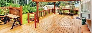 Looking for fence and deck projects