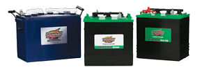 Interstate Batteries GC2-XHD-UTL 6v Golf Car Battery On Sale