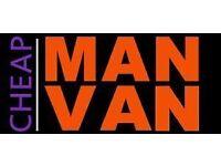 LOOK CHEAP MAN VAN STUDENT MOVES SOFAS MATTRESS TABLE CHAIRS WARDROBE FRIDGE FREEZER COOKERS