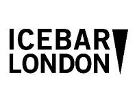 ICEBAR London - requires part-time cocktail bar waiter/ress