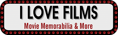 ILOVEFILMS Movie Memorabilia plus