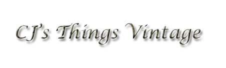 CJs Things Vintage
