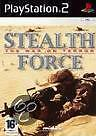 Stealth Force: The War on Terror (ps2 used game) | PlaySt...