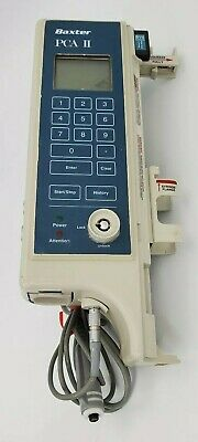 Baxter Healthcare Pca Ii Medical Syringe Infusion Pump