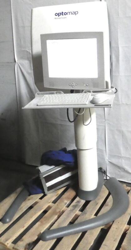 R177150 OPTOS OptoMap Retinal Exam Panoramic Ophthalmoscope P200C - A10021