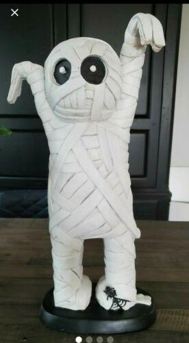 NEW Halloween MELVIN MUMMY Figure, Cousin Of MARVIN THE MUMMY 19 3/8 Large - $40.00