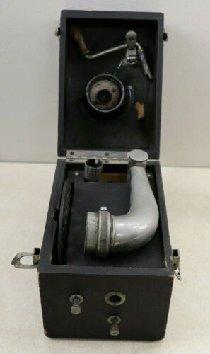 Antique Exposition The Worlds Finest Reproducer Talking Machine Made In Germany