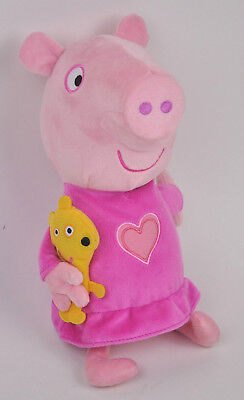 PEPPA PIG Sleep N' Oink BEDTIME Talking PLUSH Stuffed ANIMAL Nick Jr 10
