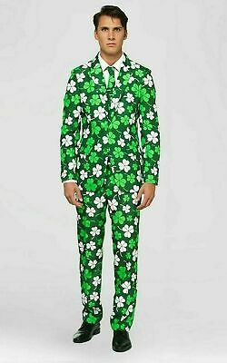 St Patrick's Day Costumes (Suitmeister St. Patrick's Day Suit, Jacket, Tie, and Pants (S,M,L,XL, and)