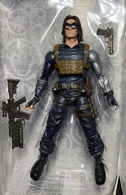 """Marvel Legends Winter Soldier Black Widow 6"""" Figure Loose New In Hand!!"""
