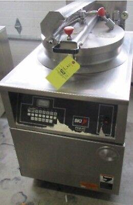 Bki Pressure Fryer