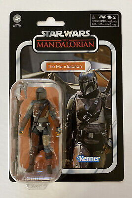 Star Wars The Vintage Collection The Mandalorian VC166 IN HAND