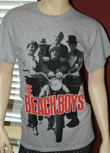 The Beach Boys Summer Days T-Shirt Mens Small Gray NWOT