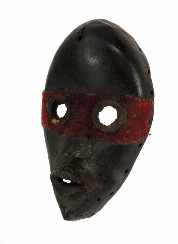 Dan Mask Deangle Liberia African Art