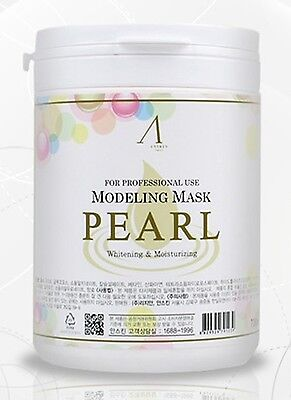 AnSkin Facial PEARL Modeling Mask powder & pack, whitening,moisturizing 700ml