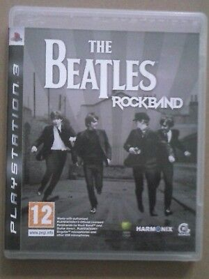 The Beatles: RockBand (PS3) Video Games  for sale  Shipping to Nigeria