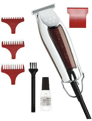 Detail Trimmer (WAHL EXTRA 08081-1216 WIDE DETAILER 5 STAR TRIMMER EXTREM KURZ  0,4 - 4,5 MM)