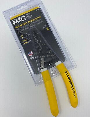 Klein Tools K1412 Klein-kurve Dual Nm Cable Strippercutter