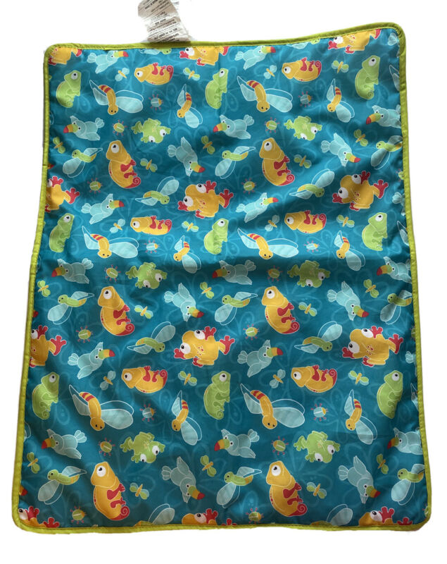 Evenflo Exersaucer Life in the Amazon *Replacement Mat* Jungle Activity Mat Pad