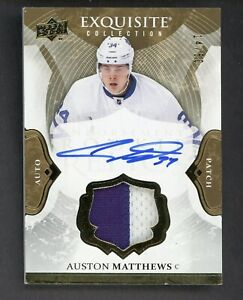 Auston Matthews Rookie Cards Kijiji In Ontario Buy