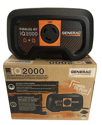 Generac Parallel Cable Kit For Iq2000 Inverter Generators