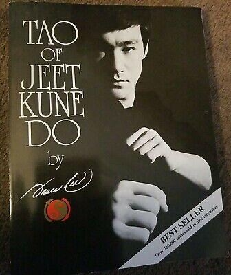 Tao of Jeet Kune Do Bruce Lee (Paperback)