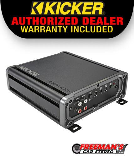 Kicker 46CXA4001 Car Audio Amp Monoblock 800W Peak Sub Amplifier CXA400.1